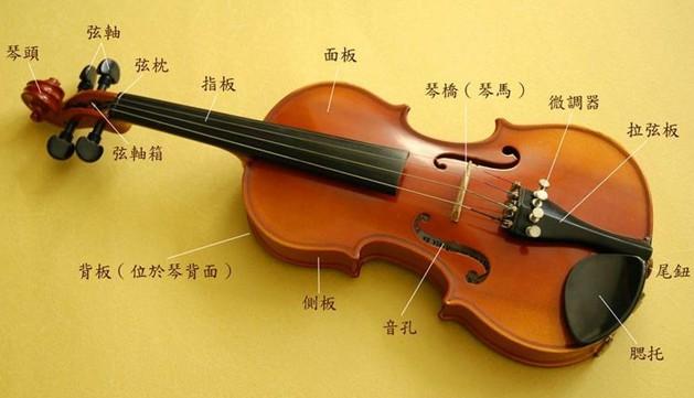 小提琴 1级 2级